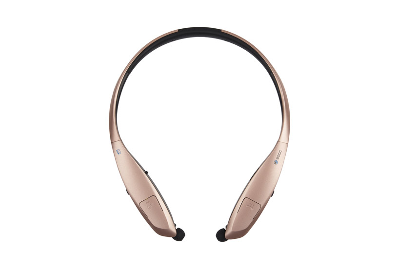 HB-900C Bluetooth Headphones Retractable Earbuds Neckband Wireless Headset