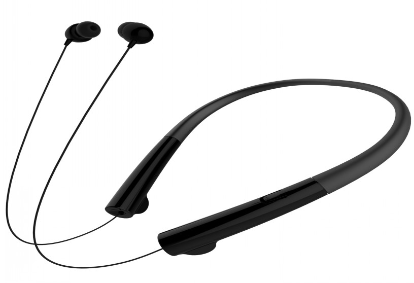 Bluetooth Stereo Headphone HB-905 With Retractable Earbuds