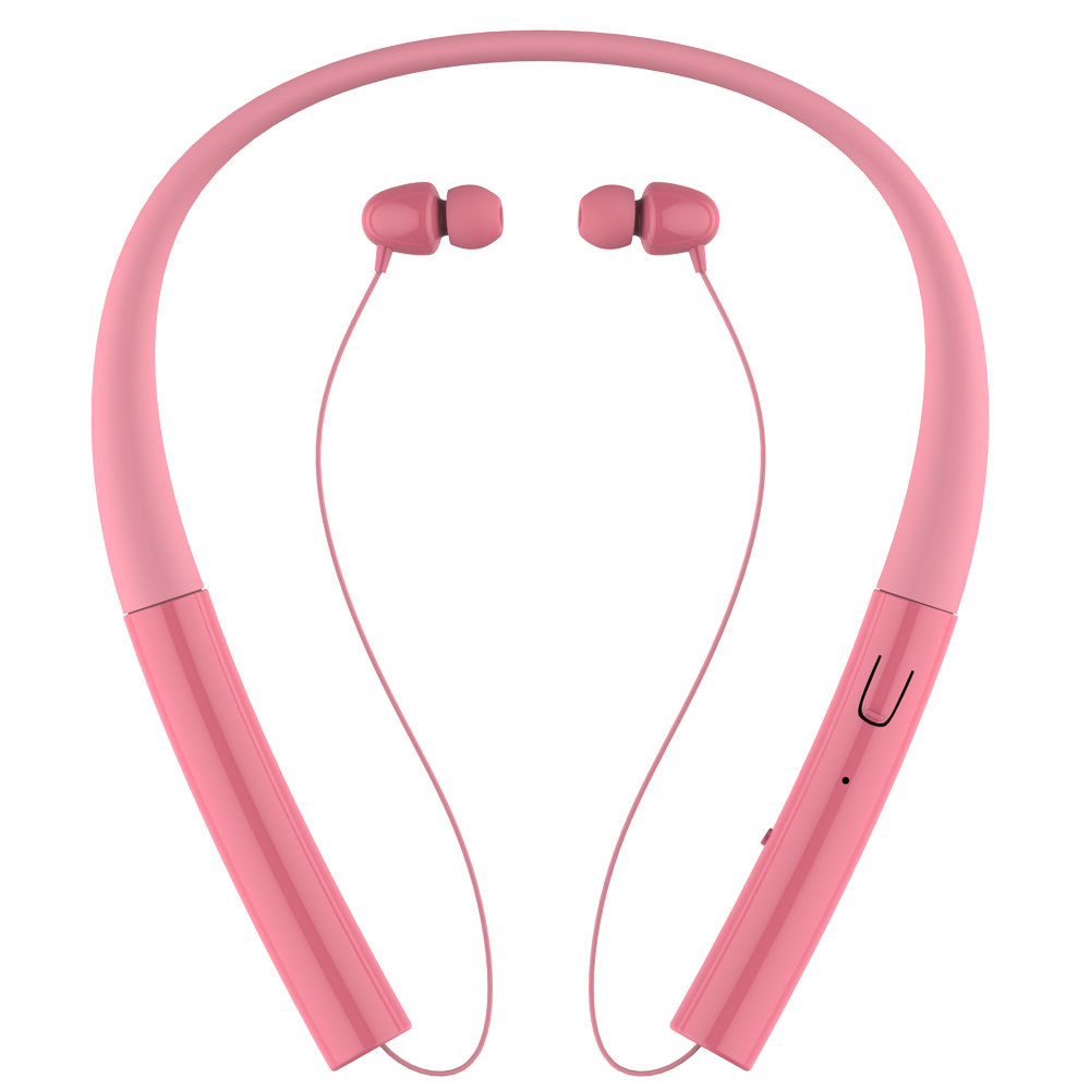 Amazon Best Sale Item HB-905 Casque Bluetooth With Retractable Earbuds
